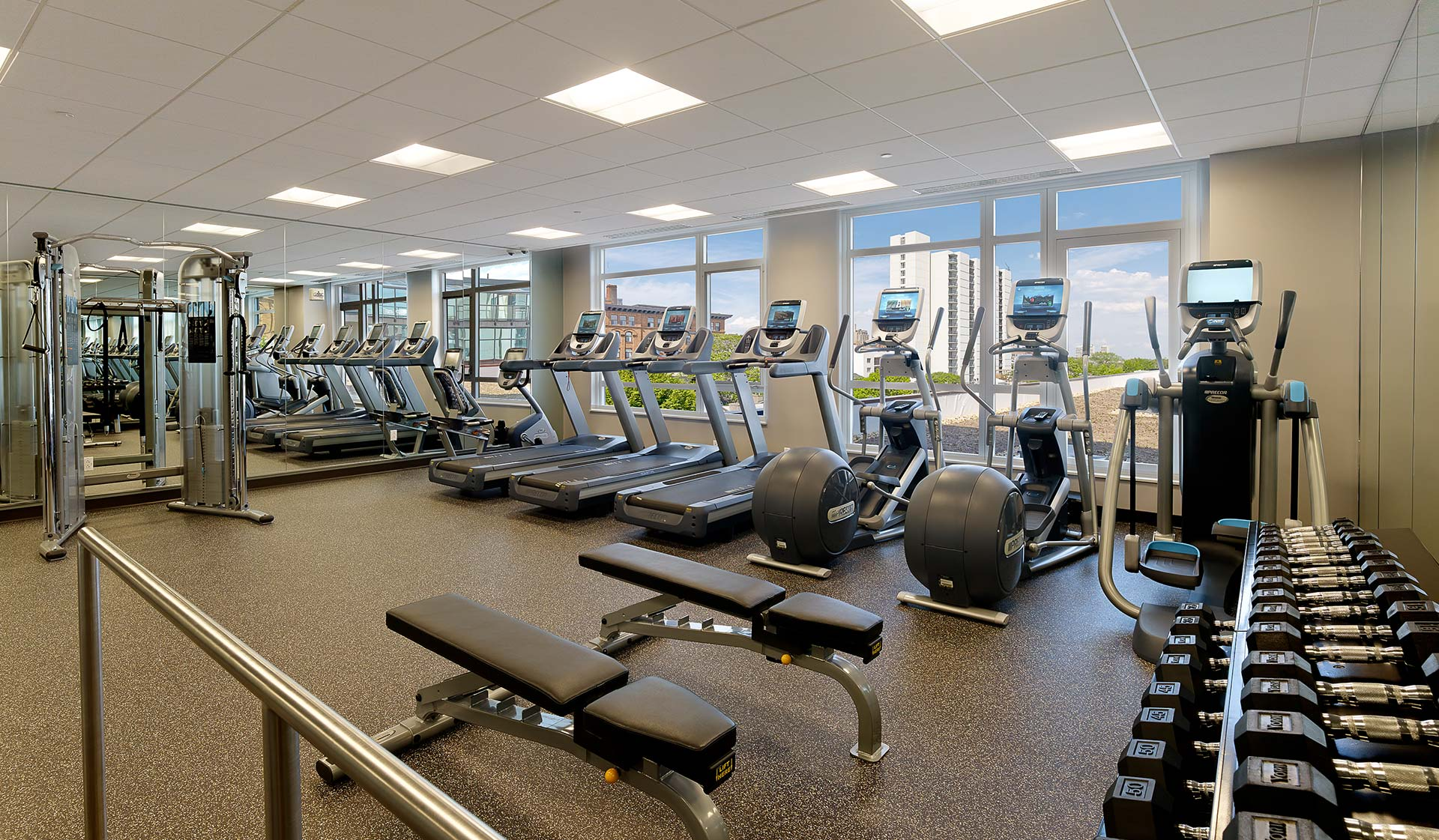 Southstar Lofts - Philadelphia Apartments - Fitness Center