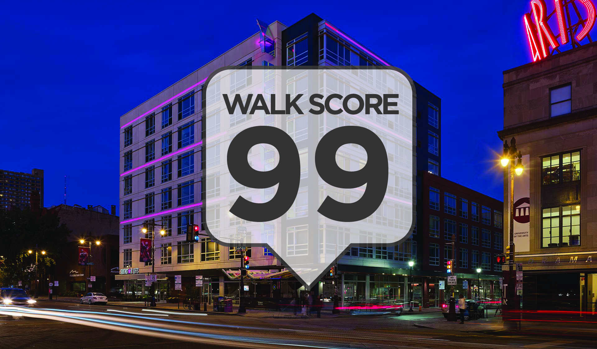 Southstar Lofts - Philadelphia Apartments - Walk Score