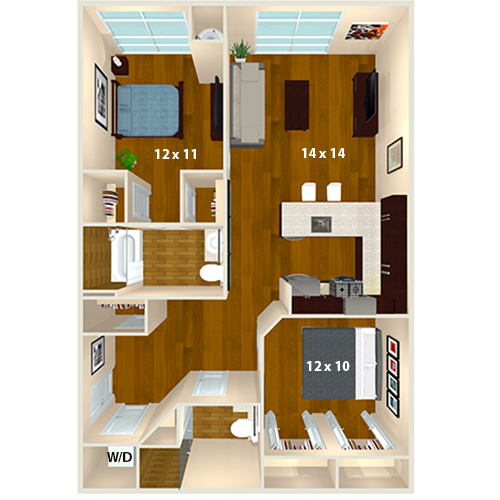 Southstar Lofts Philadelphia Pa Floor Plans